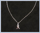 Sterling Silver necklace by cancer beads